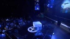 韓國粉絲祭COSPLAY大賽戰利品箱,逗得姊夫好開心!