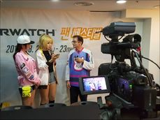 JEFF在韓國接受螺旋貓專訪簡短內容