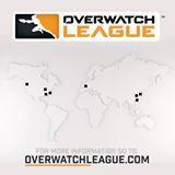 官方正式公布OWL新增八隊,第二季豪華熱情奔放!