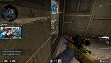 Shroud回來打一下CSGO 360+3槍3殺 真的是打頭遊戲
