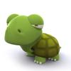 詩意的烏龜